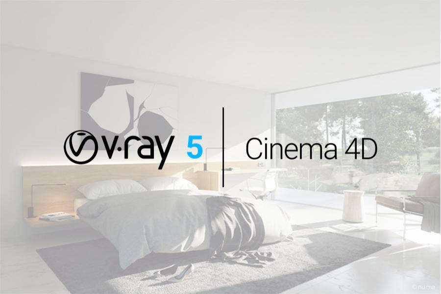 V-Ray dla Cinema 4D (1 miesiąc)