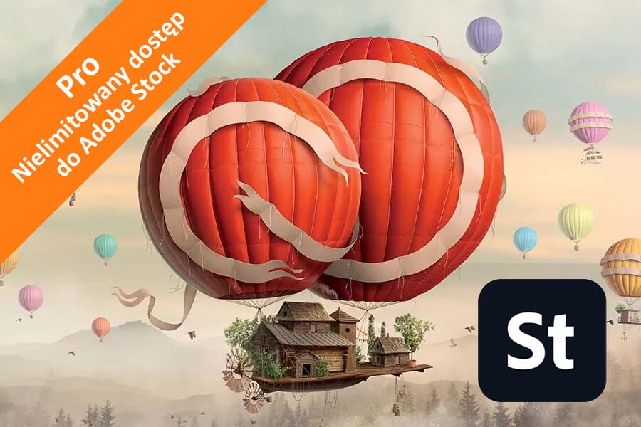 Adobe Creative Cloud – Pro for Teams All Apps nowa subskrypcja COM MULTI/PL