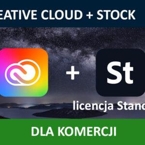Adobe Creative Cloud Pro COM PL