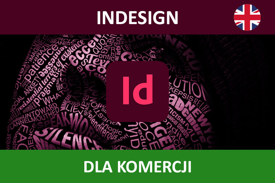 Adobe InDesign CC for Teams nowa subskrypcja COM ENG