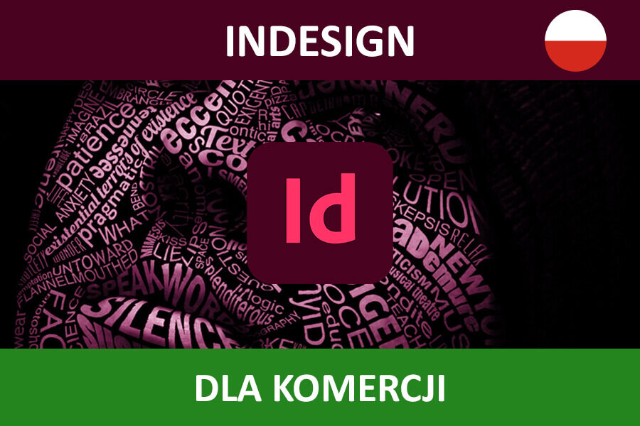 Adobe InDesign CC for Teams nowa subskrypcja COM MULTI/PL