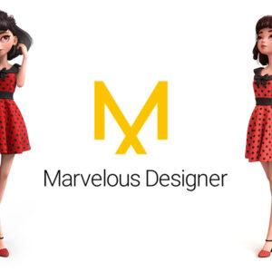 Marvelous Designer produkt