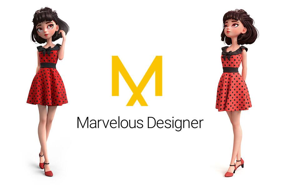 Marvelous Designer Network 1 rok subskrypcja